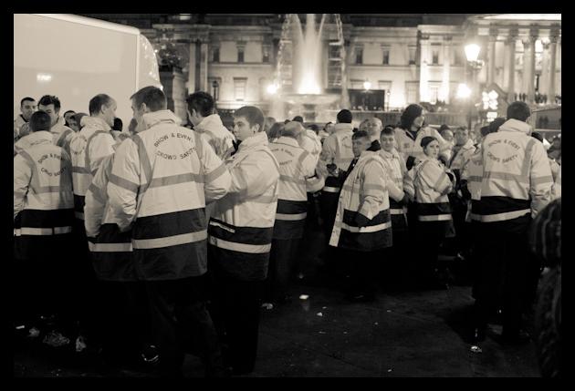 London New Years Eve 2011