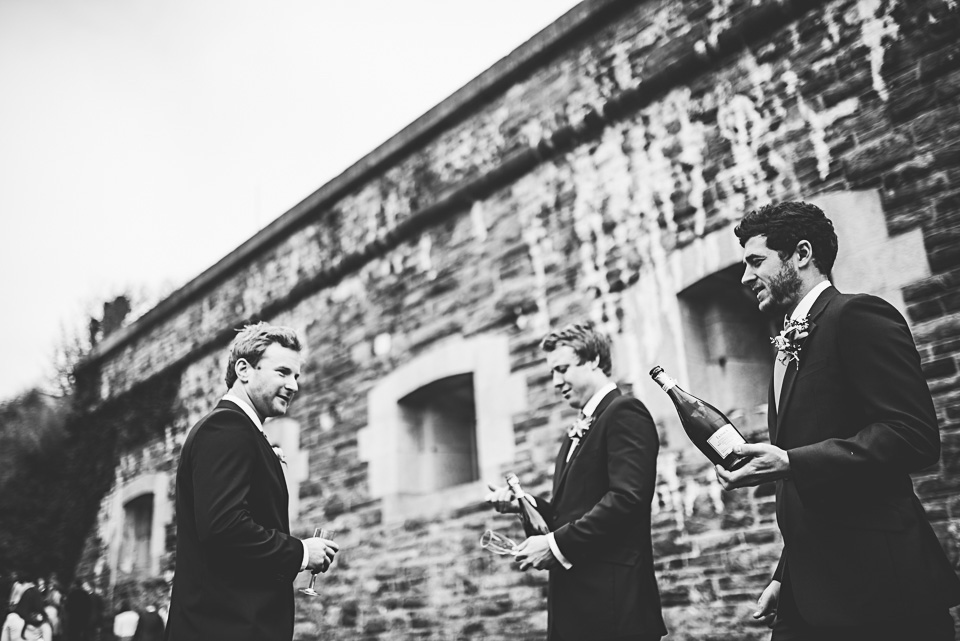Polhawn Fort Wedding Photographers