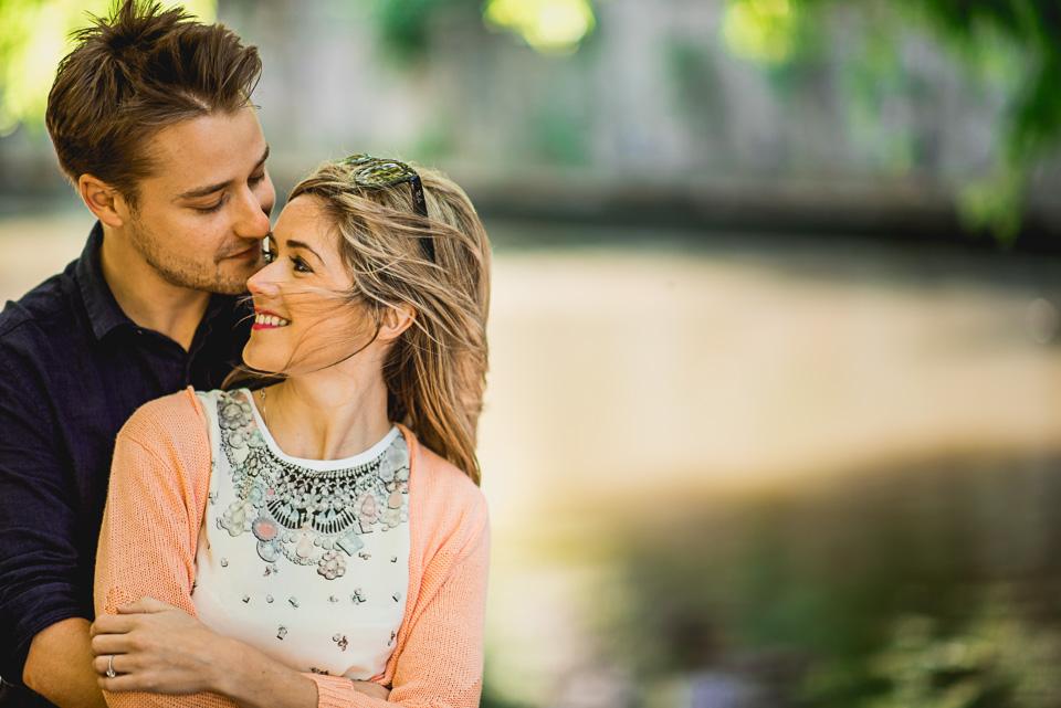 Maida Vale & Regents Park Engagement Photography-1