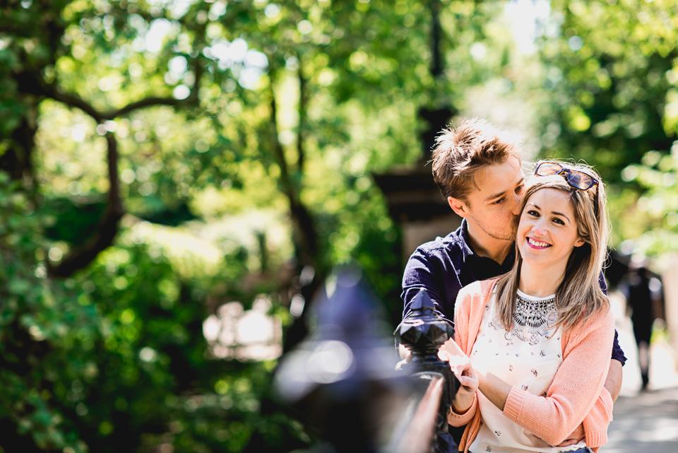 Maida Vale & Regents Park Engagement Photography-10