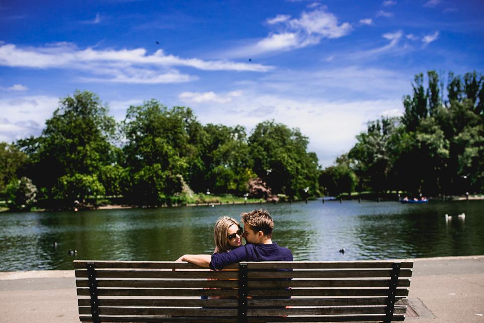 Maida Vale & Regents Park Engagement Photography-22