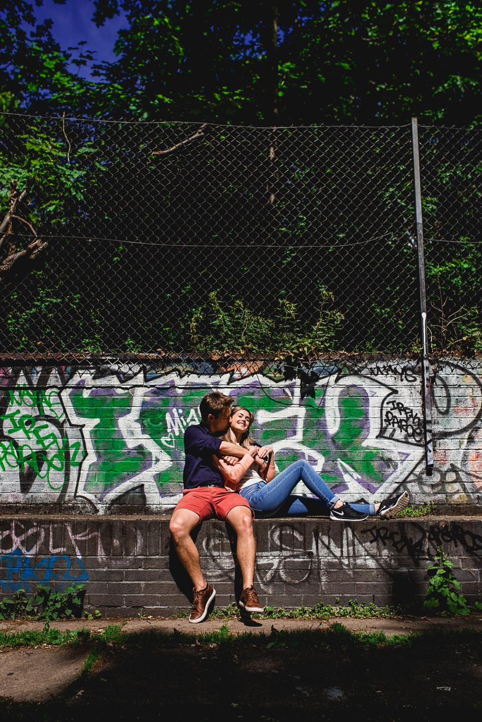Maida Vale & Regents Park Engagement Photography-7