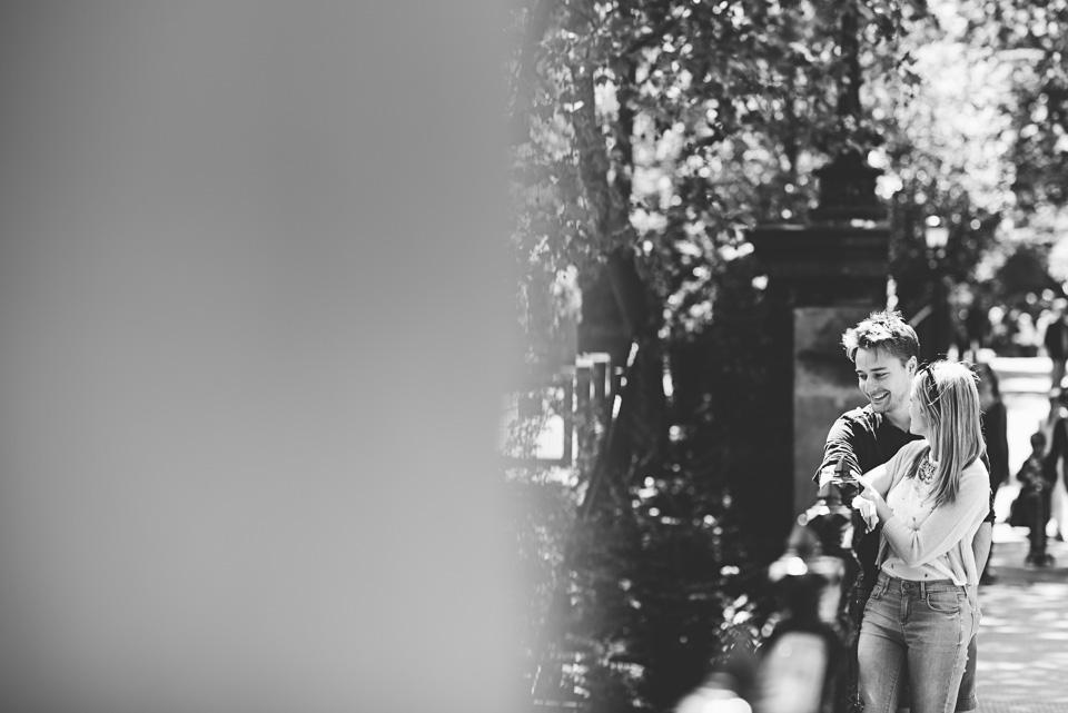 Maida Vale & Regents Park Engagement Photography-9