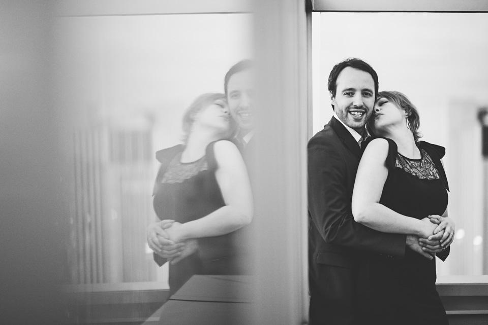 New York City Wedding Couple