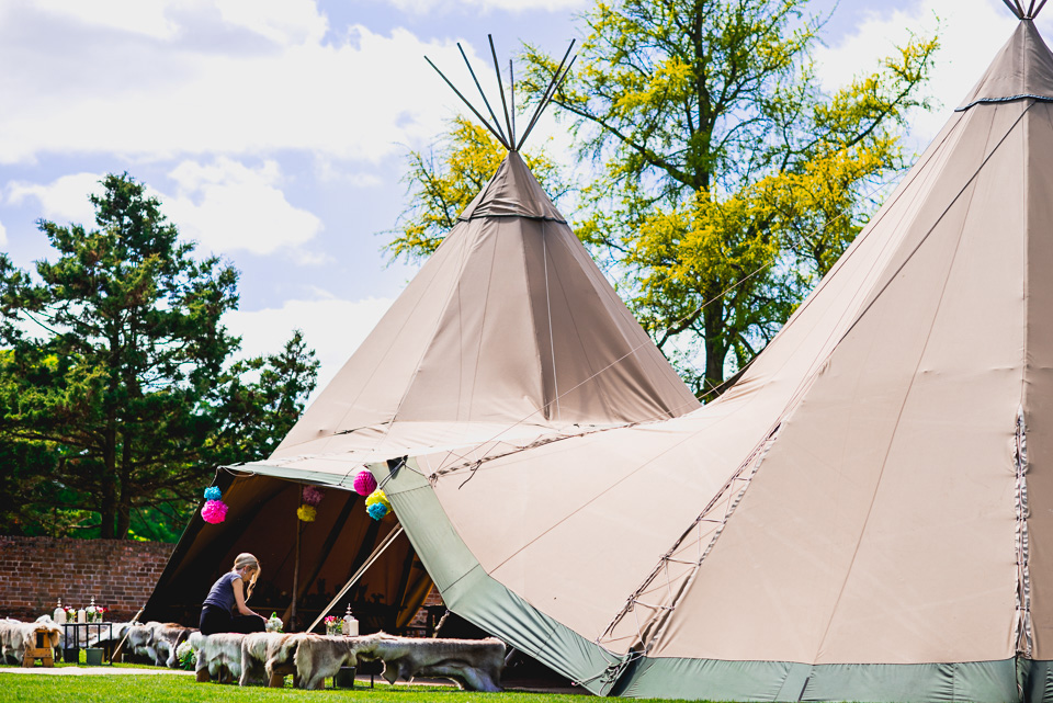 Tipi Wedding Photographers