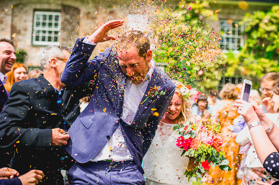 The Old Rectory Devon Wedding Photographer