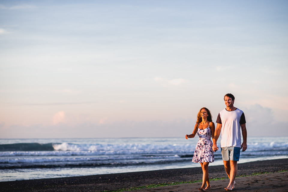 Sunrise Pre Wedding Photos in Bali-14