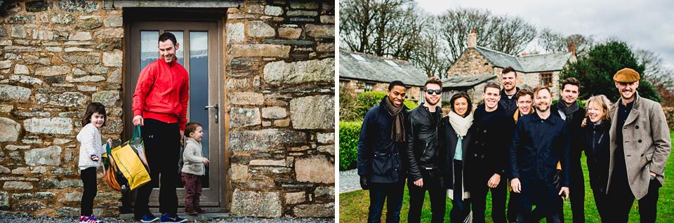 Gay Wedding Cornwall Photography Trevenna014