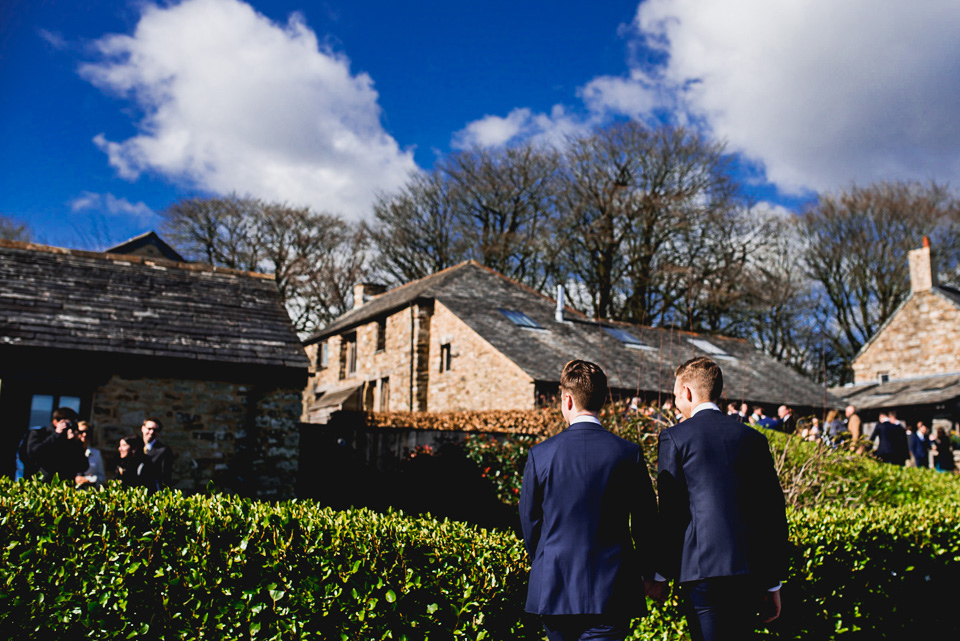 Gay Wedding Cornwall Photography Trevenna042