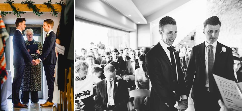 Gay Wedding Cornwall Photography Trevenna057