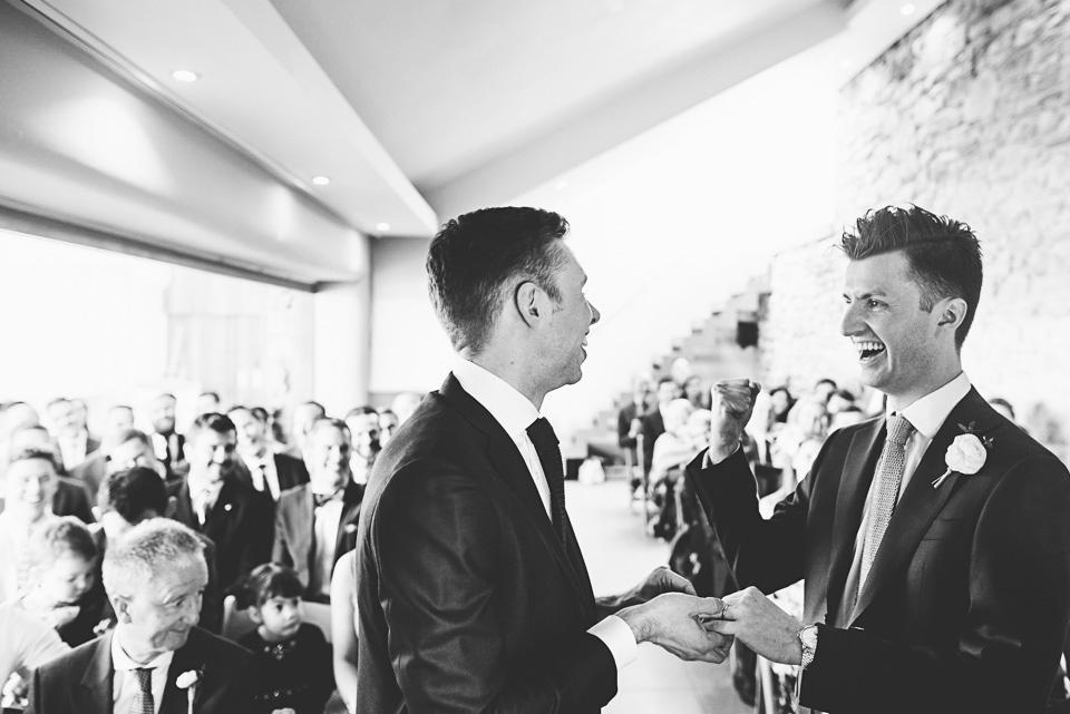 Gay Wedding Cornwall Photography Trevenna059