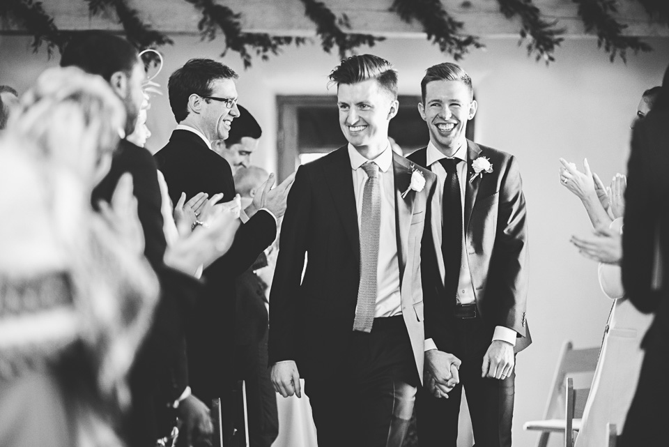 Gay Wedding Cornwall Photography Trevenna070