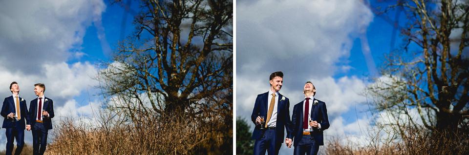 Gay Wedding Cornwall Photography Trevenna072