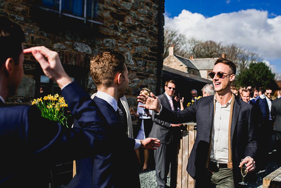 Gay Wedding Cornwall Photography Trevenna076