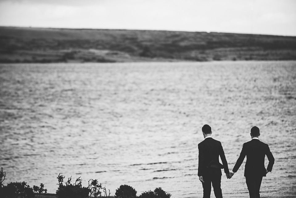 Gay Wedding Cornwall Photography Trevenna085