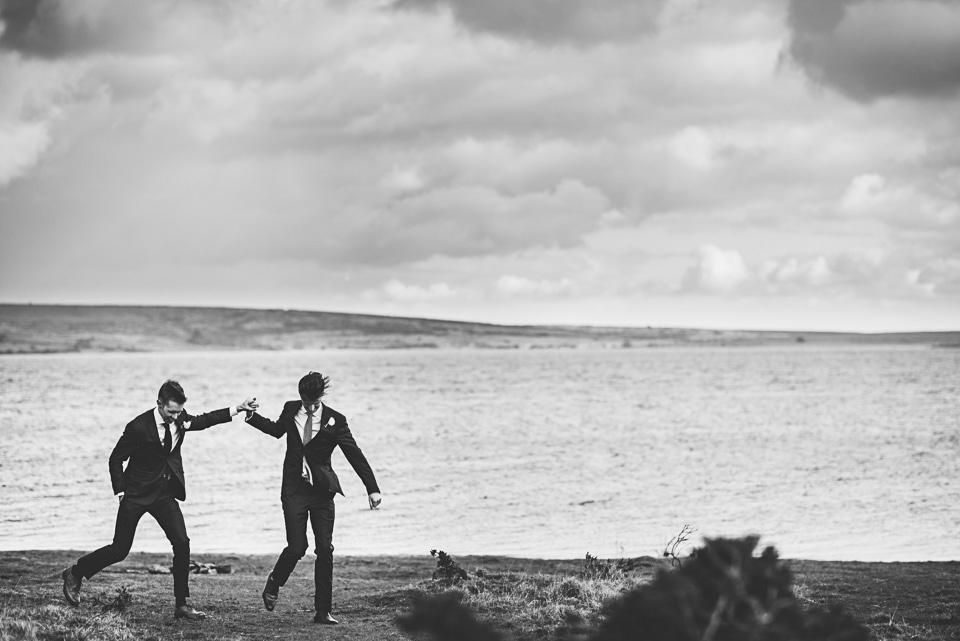 Gay Wedding Cornwall Photography Trevenna089
