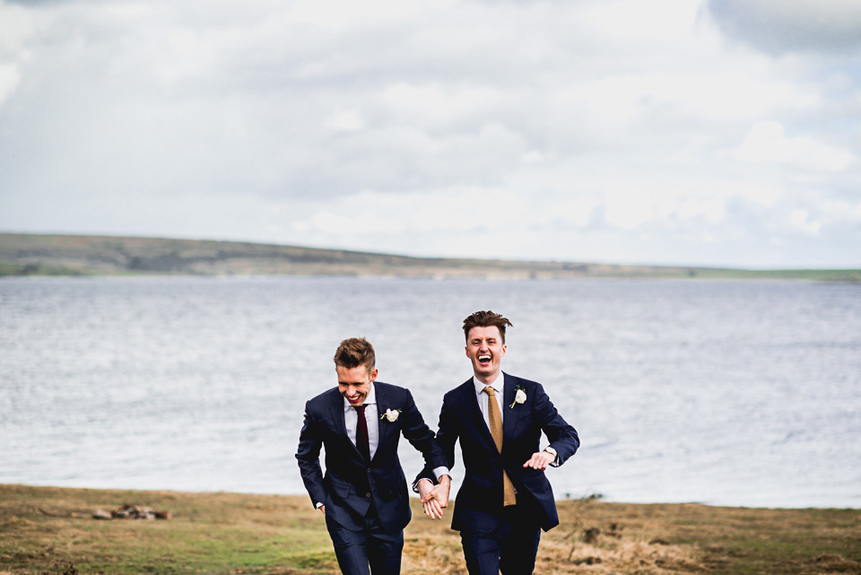 Gay Wedding Cornwall Photography Trevenna090