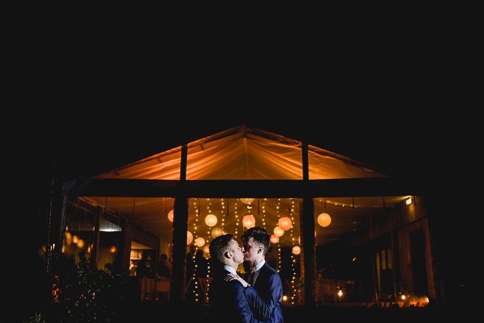 Gay Wedding Cornwall Photography Trevenna115
