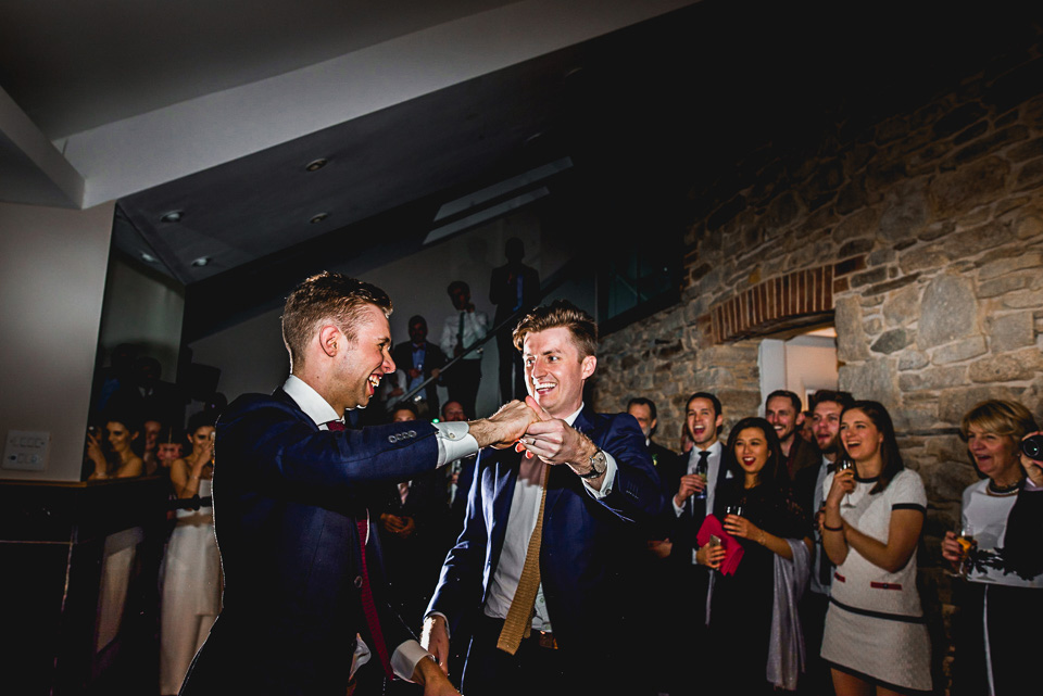 Gay Wedding Cornwall Photography Trevenna122