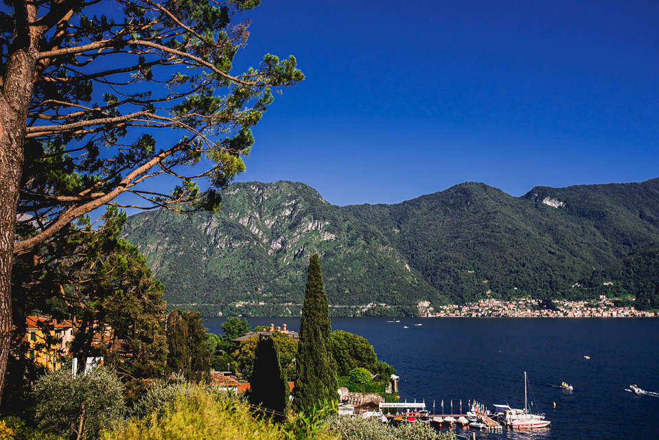 Wedding Lake Como Lenno Italy Photographer