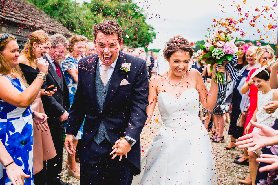 documentary wedding photography confetti wiltshire
