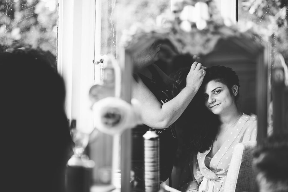 Documentary Wedding Photography at Hampton Court House