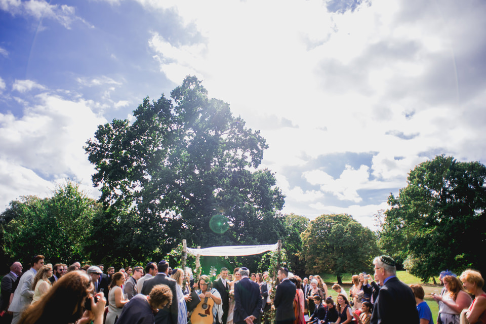 jewish wedding at hampton court house