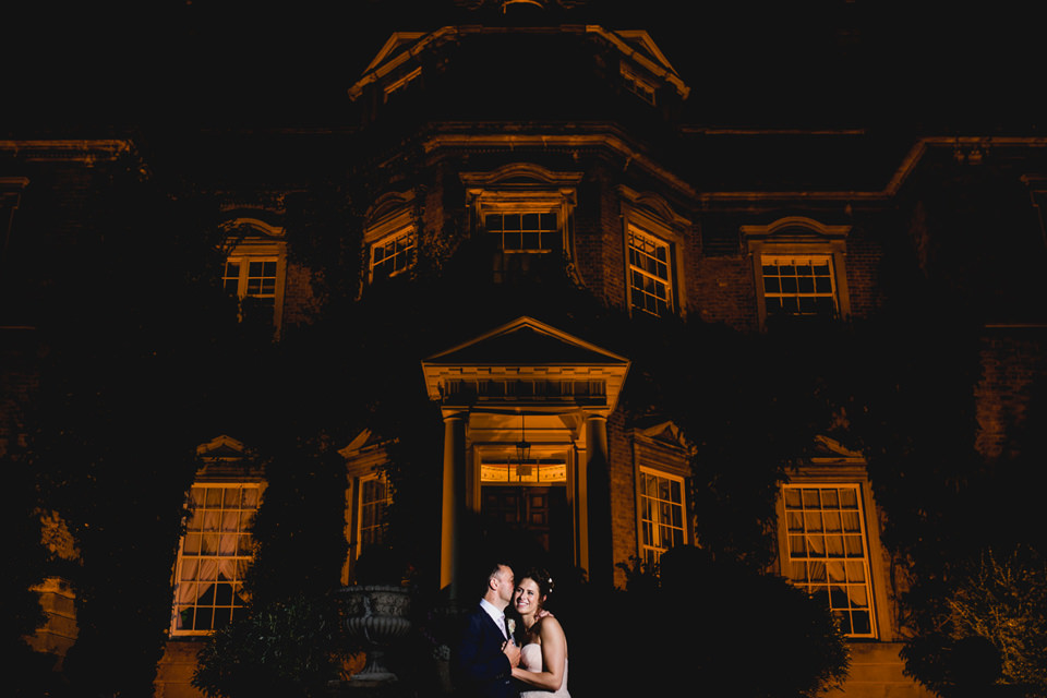 documentary wedding photography hampton court house