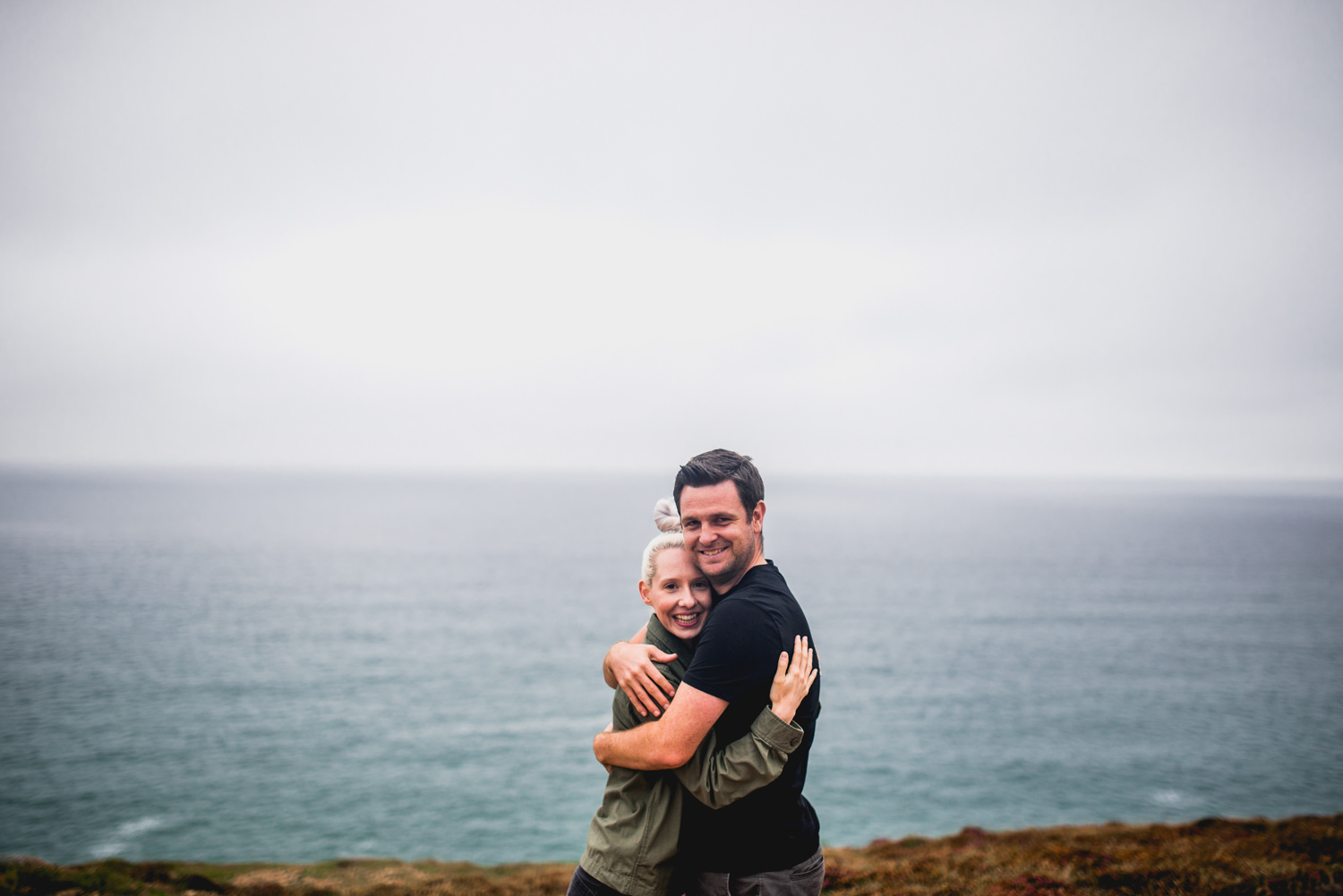 Engagement Photographer Cornwall