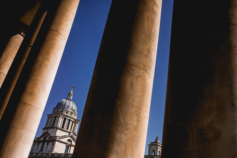 London Greenwich Documentary Wedding Photography
