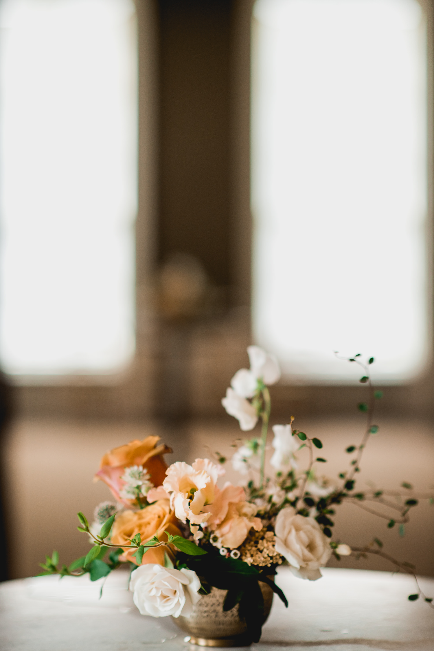 Flowers Wedding at St Giles House