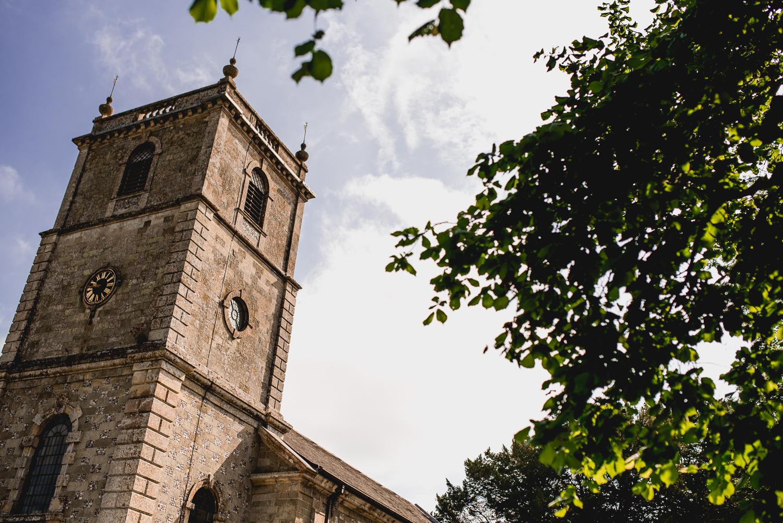church St Giles Wimborne
