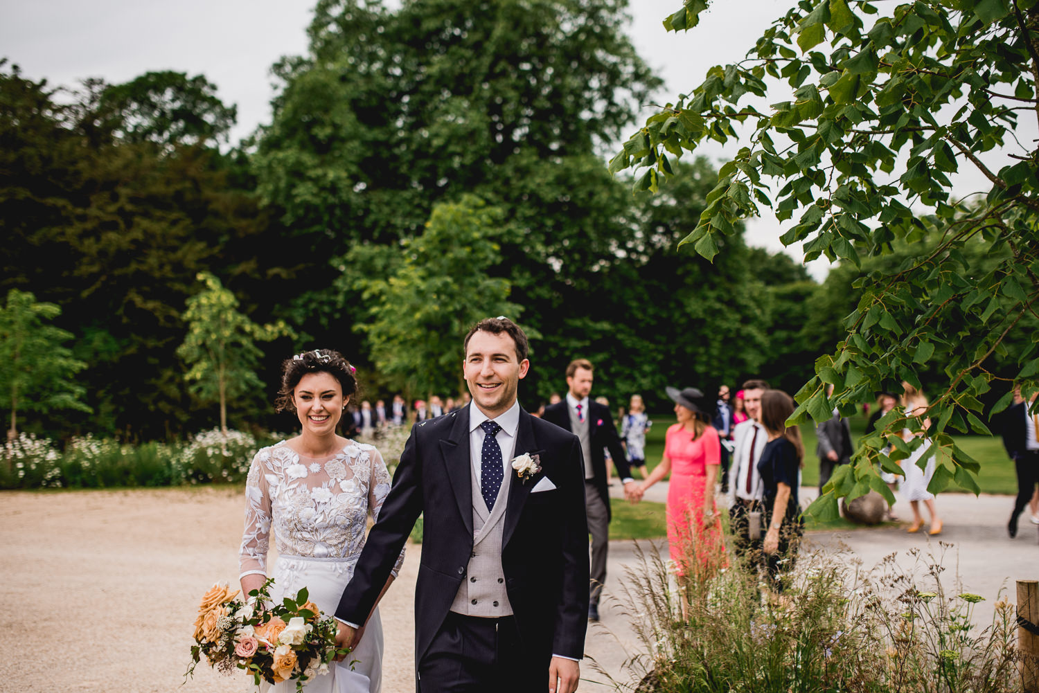 wedding photography at st giles house
