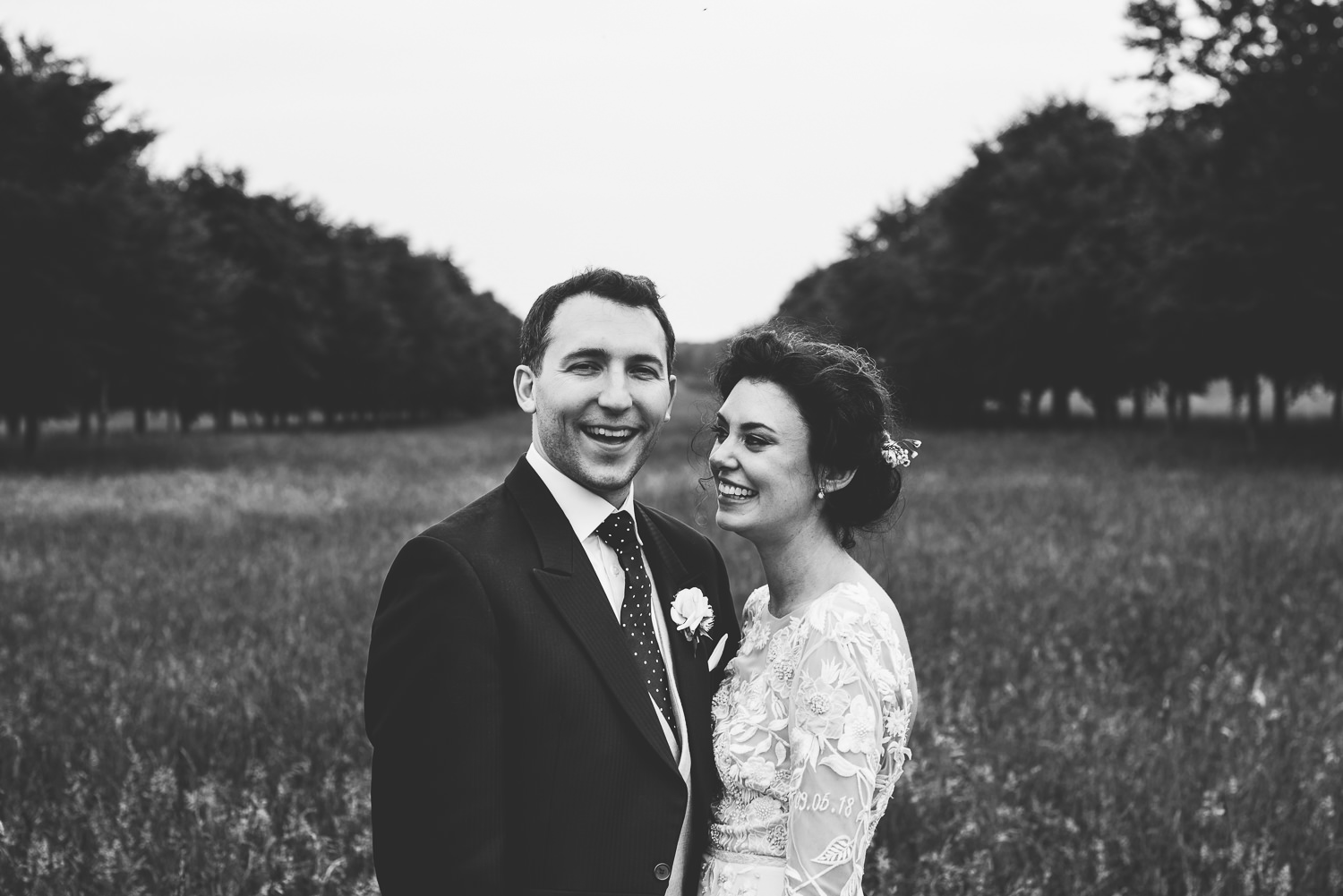 St Giles House wedding photos