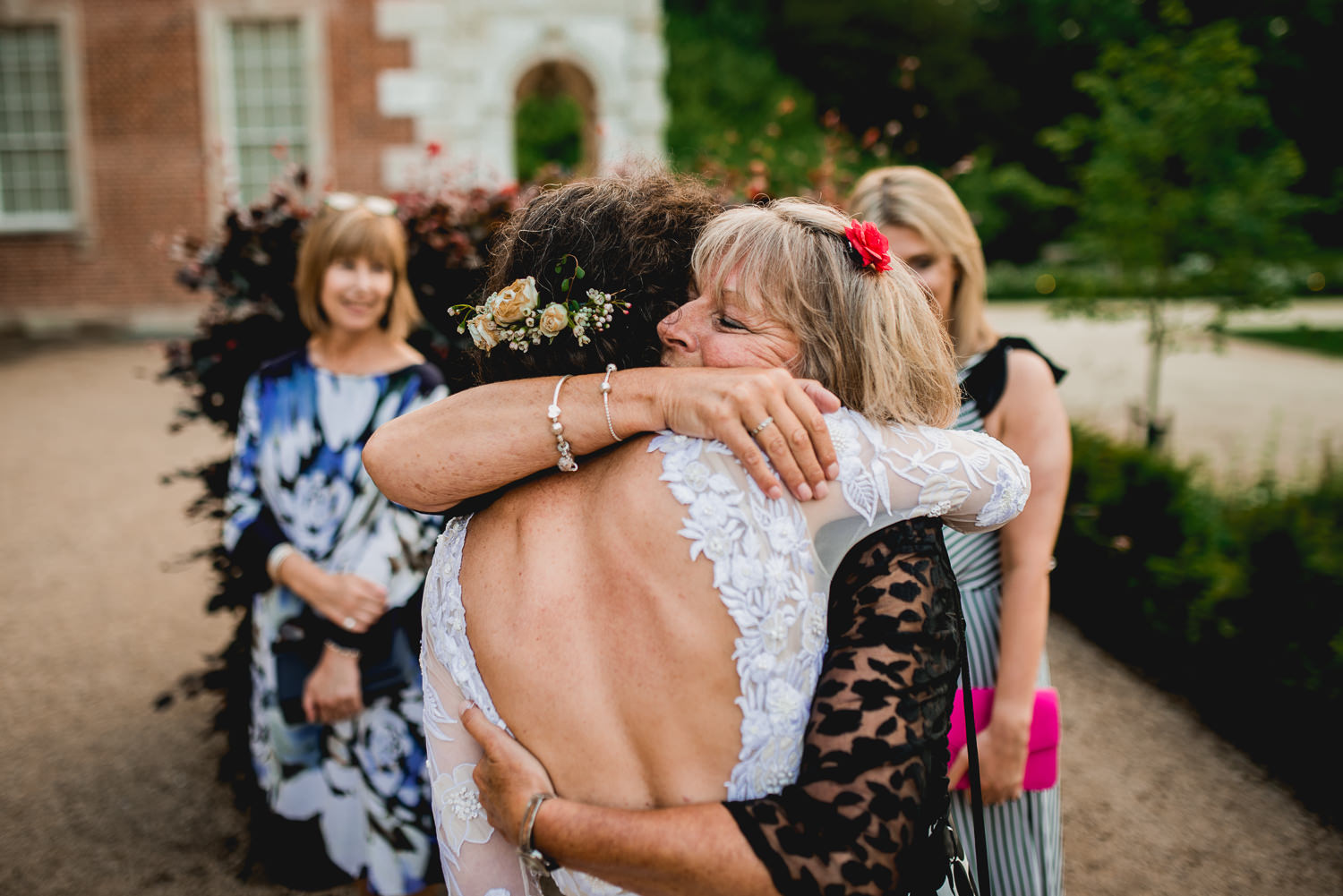 Hugs at St Giles House