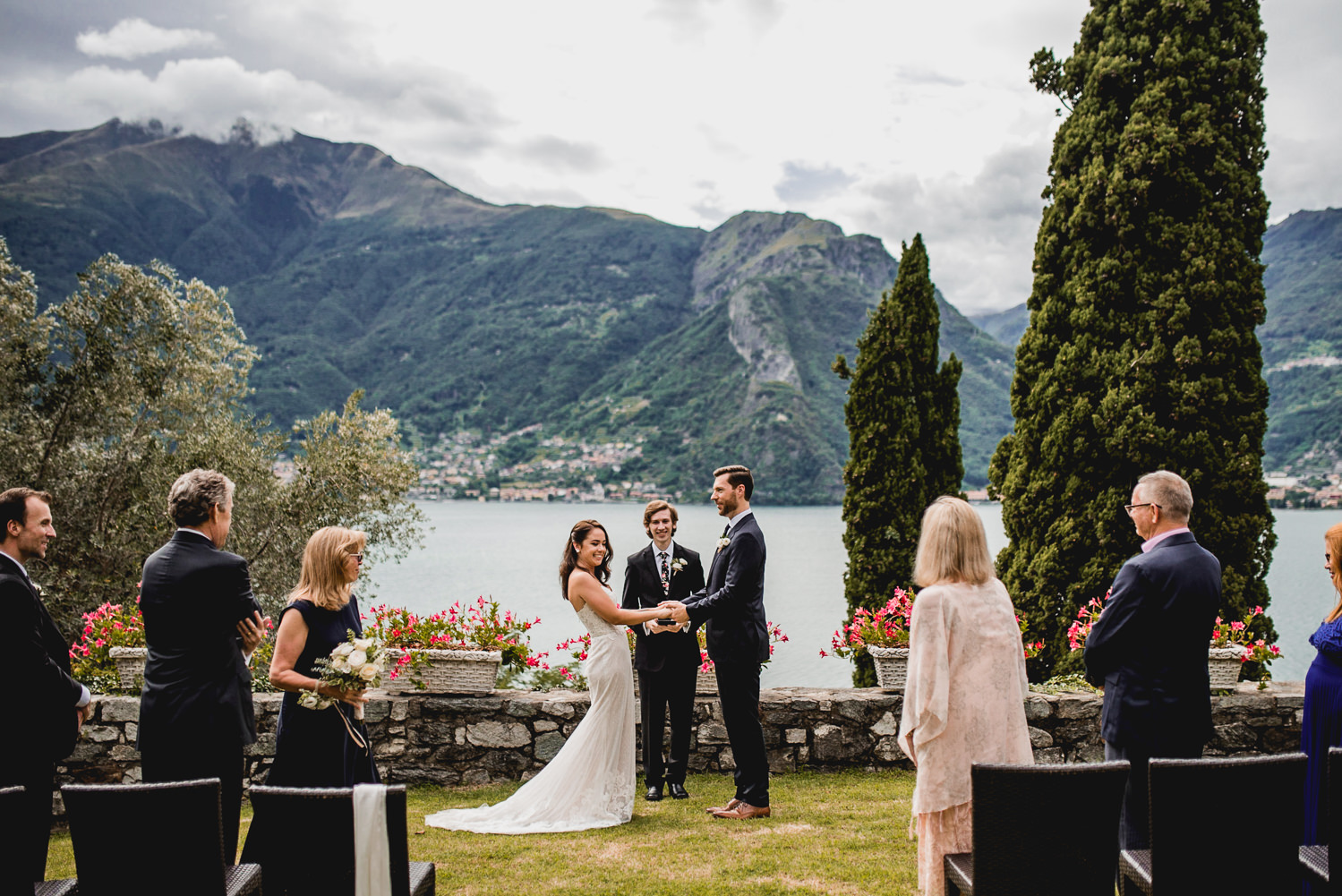 destination wedding in lake como