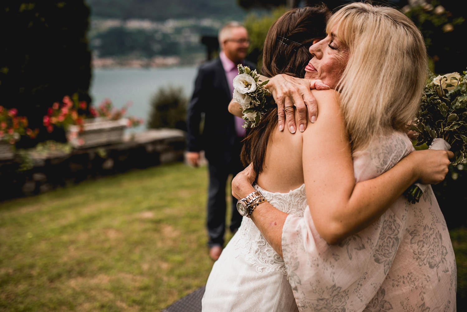 wedding celebrations lake como