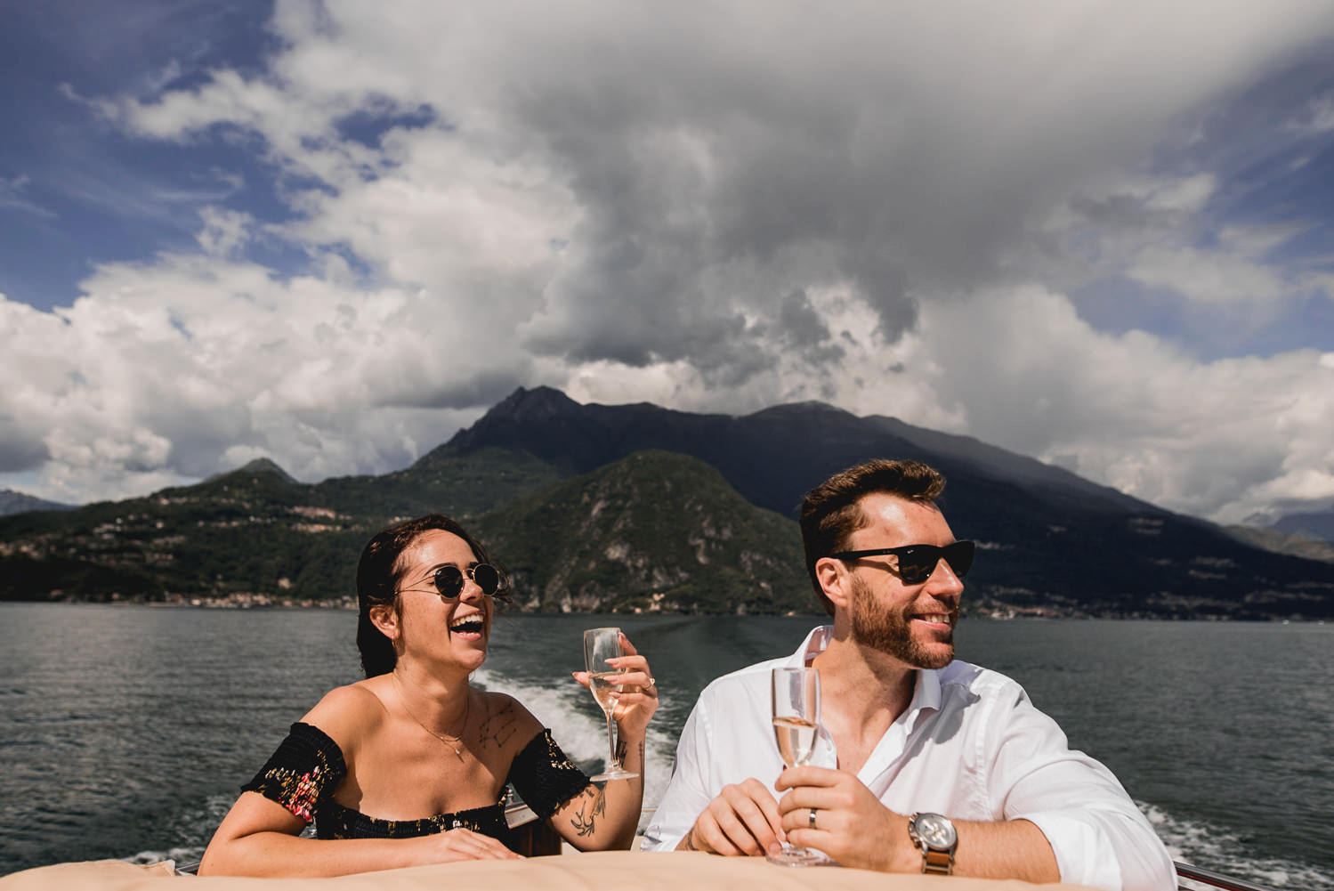 Best lake como wedding photographers