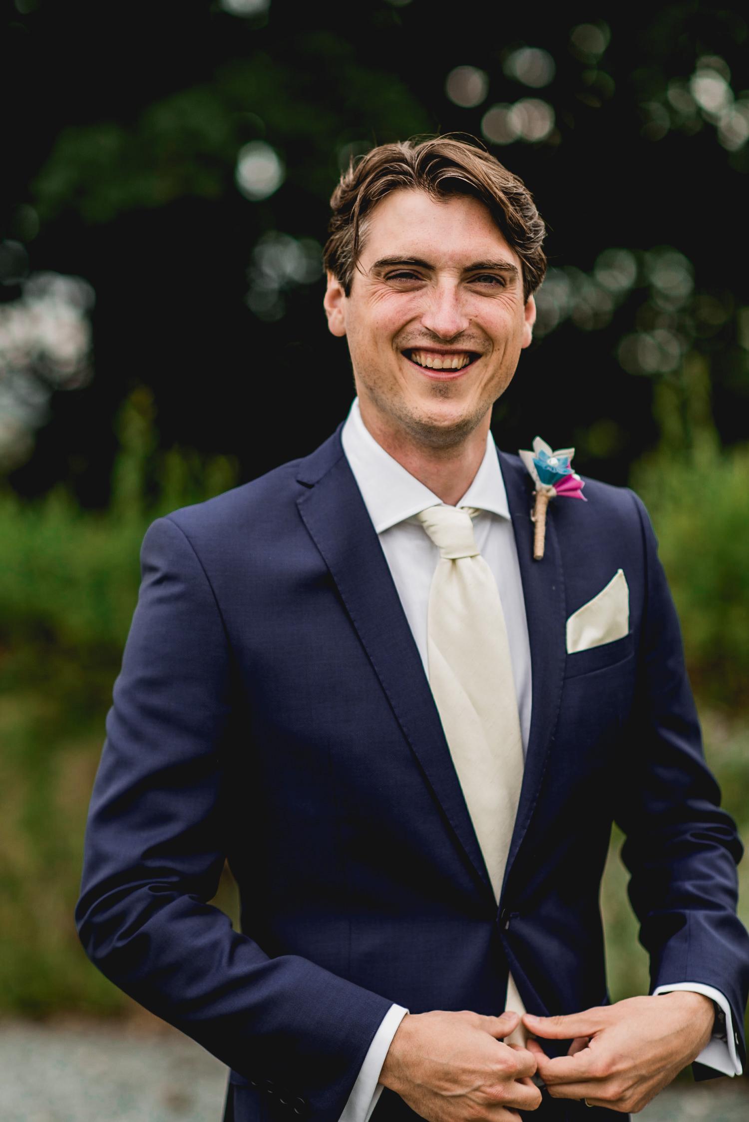 groom at trevenna