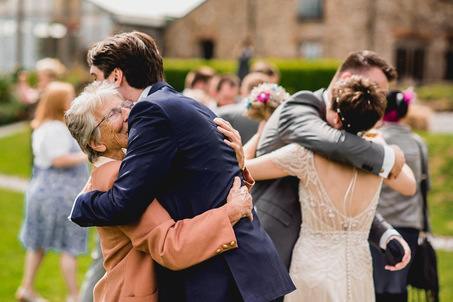 hugs with grandma cornwall