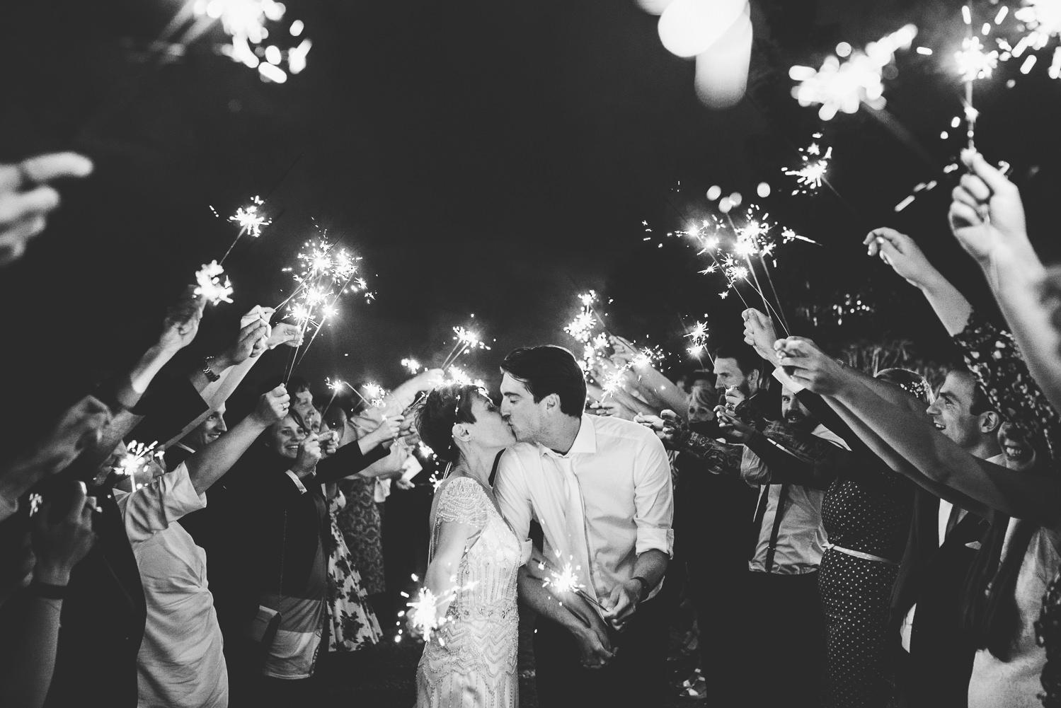 bride and groom cornwall