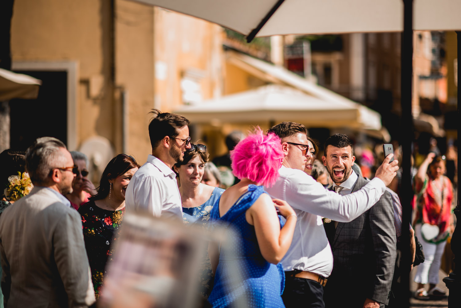 destination wedding fun lake garda