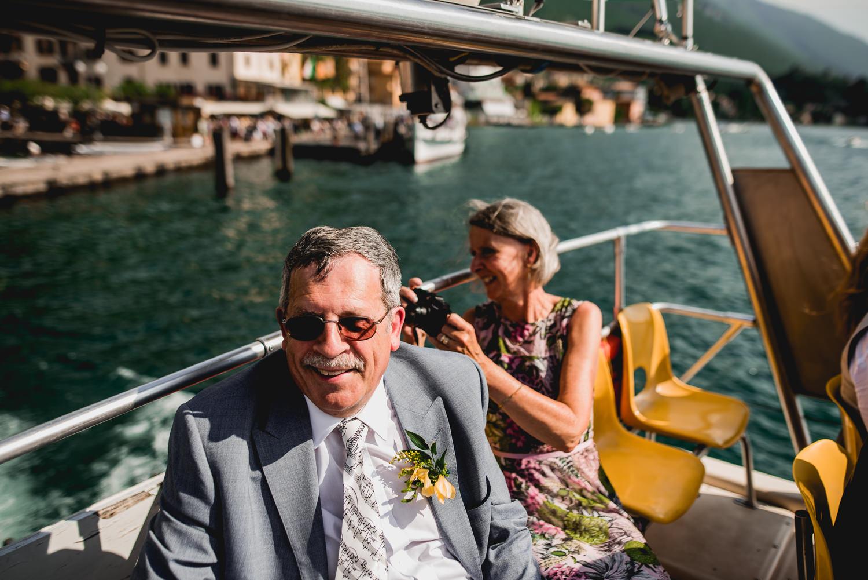 boat trip italy