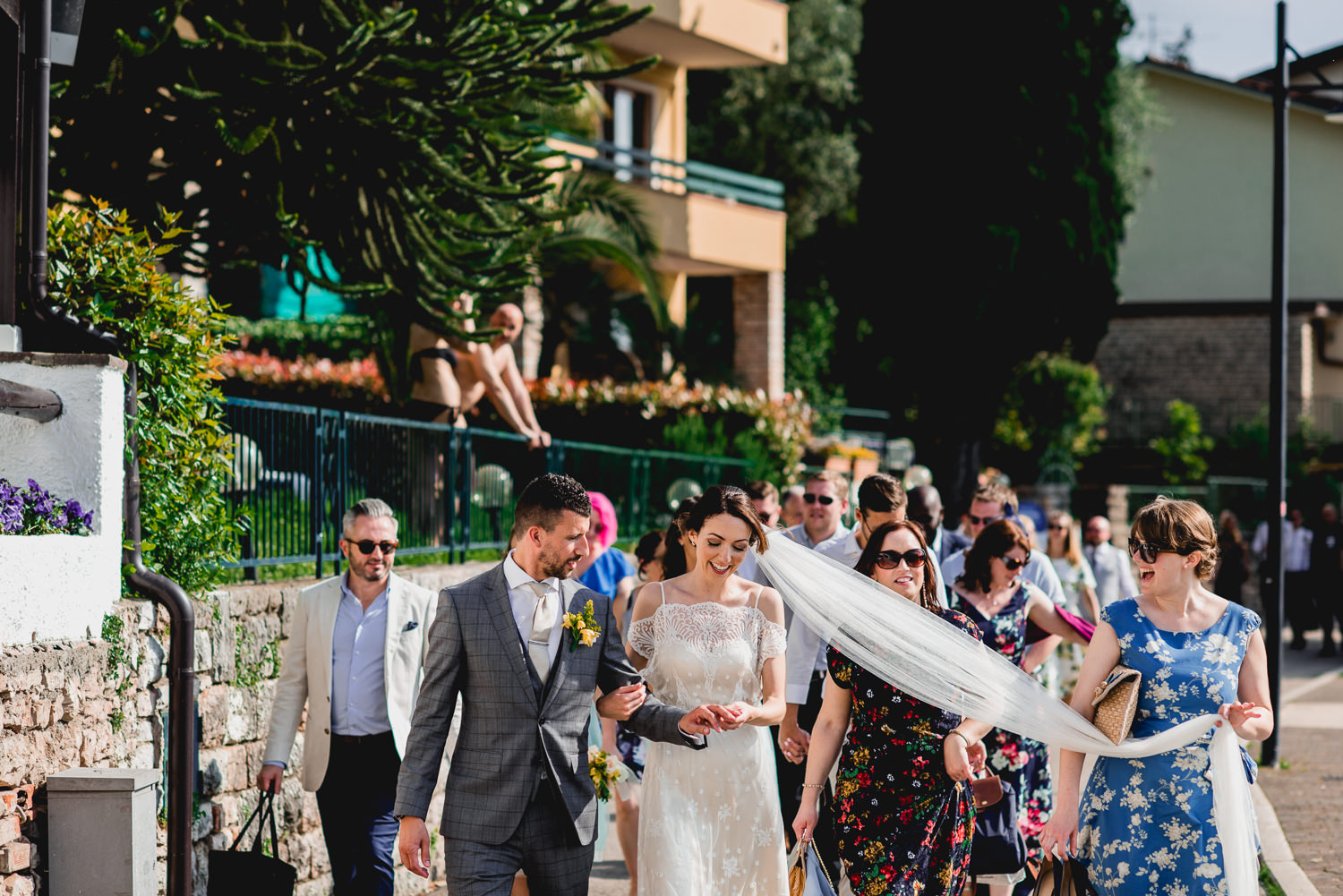 la voglia marchesine wedding