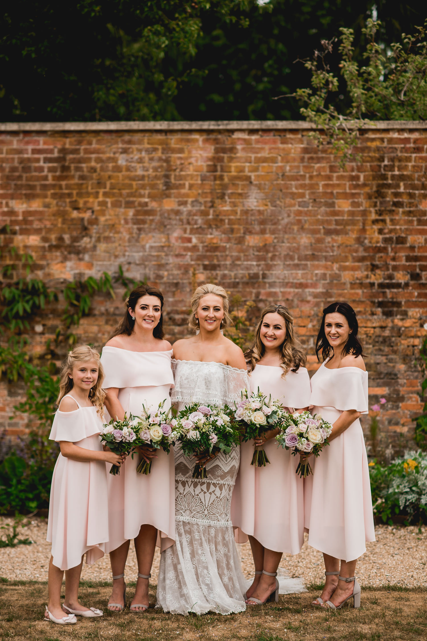 bridesmaids Orchardleigh Estate