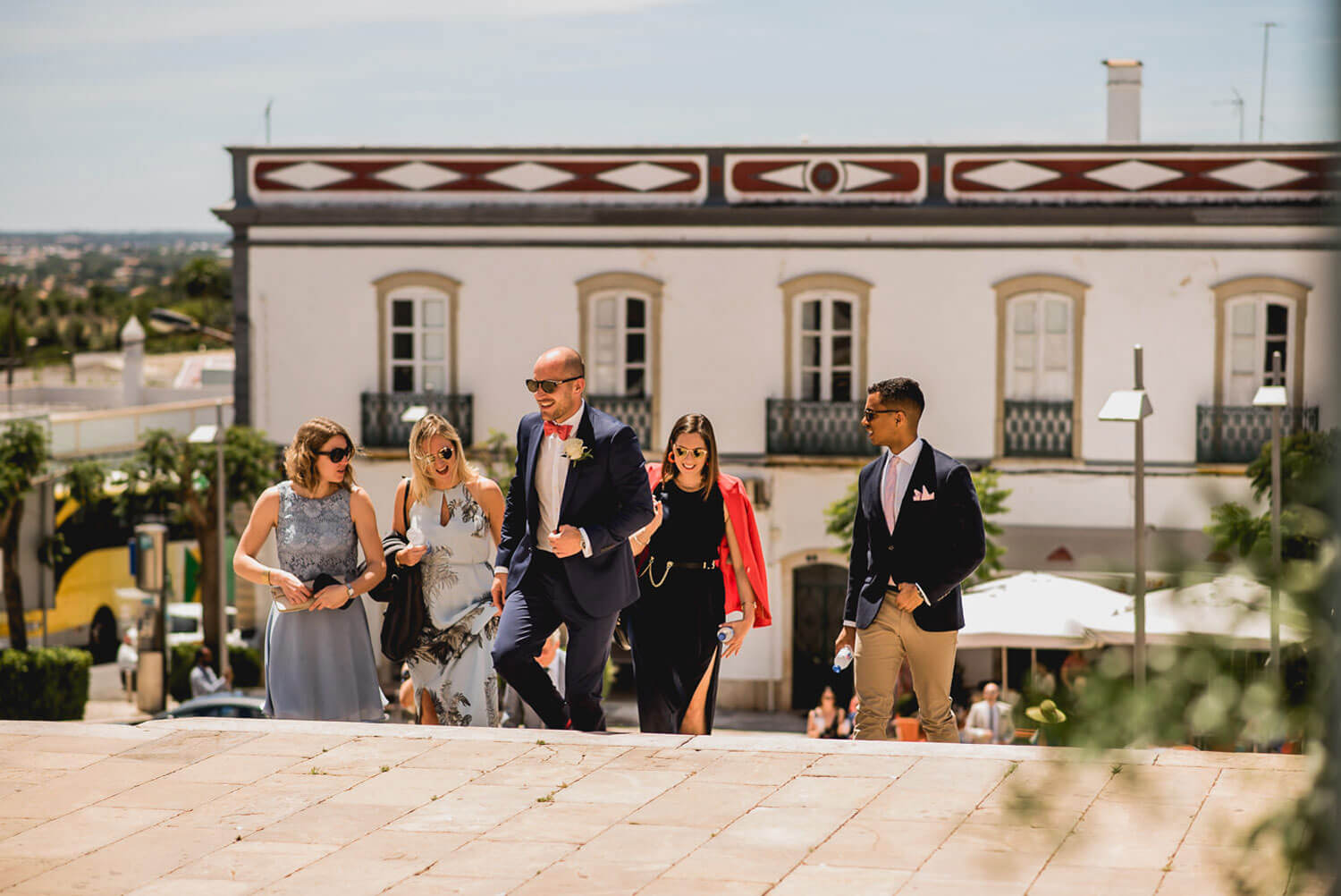destination algarve weddings faro church