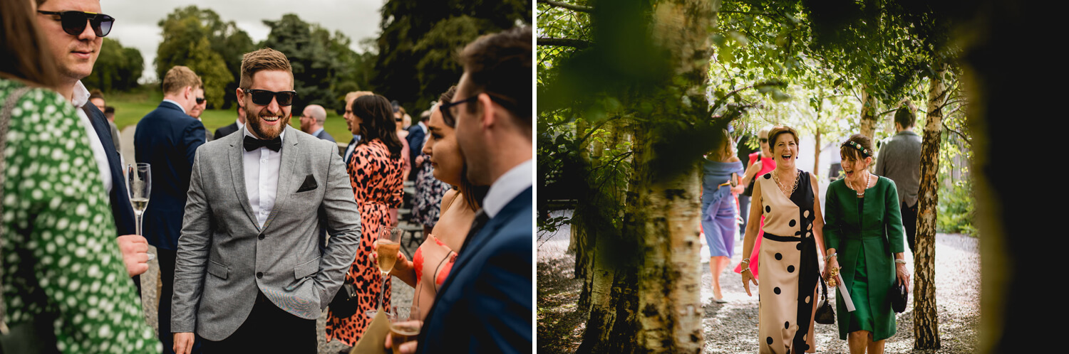 Gloster House Wedding