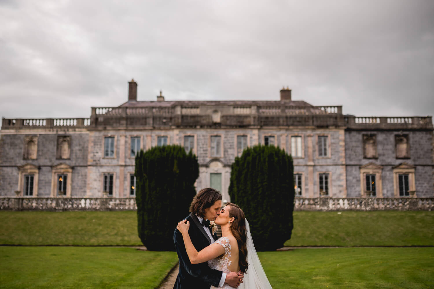 Luxury Wedding at Gloster House Ireland