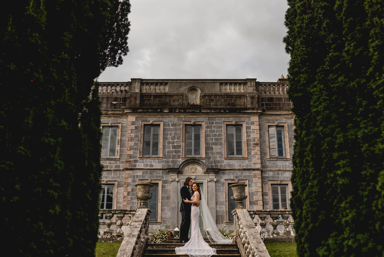 Luxury Wedding at Gloster House Ireland