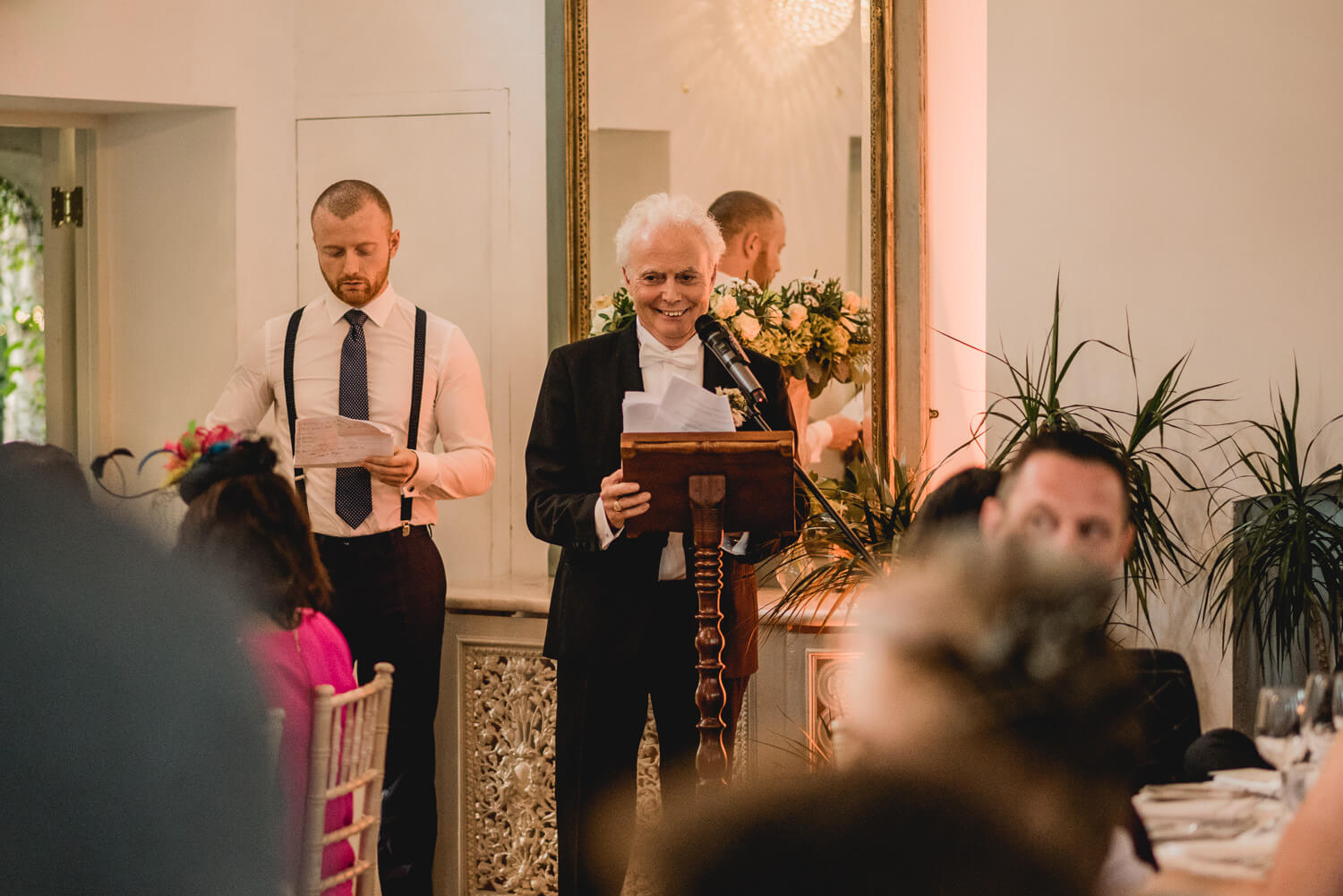 Wedding Photos at Gloster House in Ireland